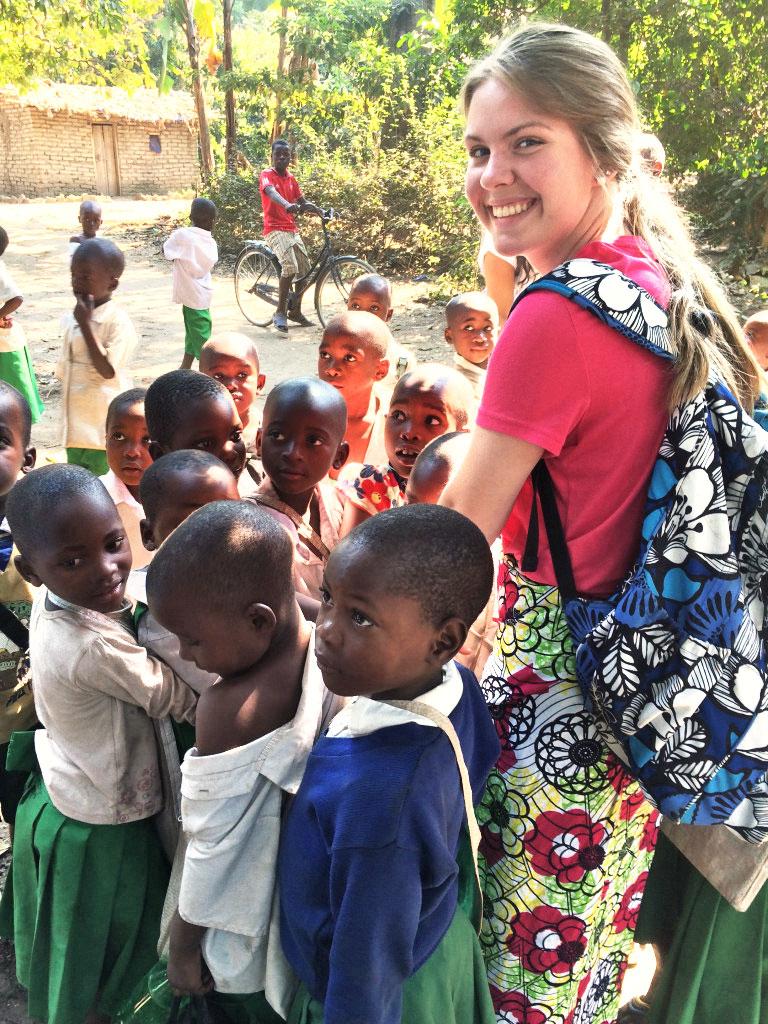 Amanda Morrison Asante sansa Tanzania