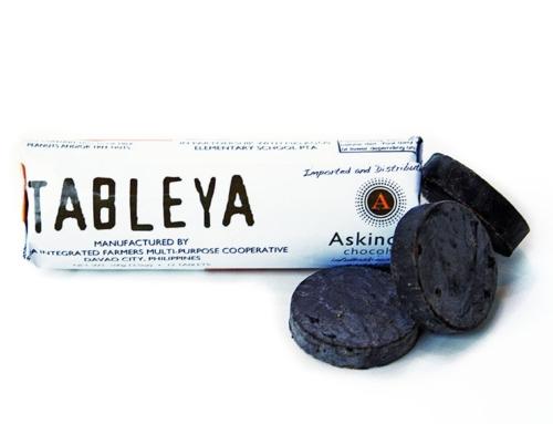 Middle School Students Taste Tableya
